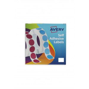 Avery Self Adhesive Labels