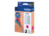 Brother LC 223M Ink Cartridge - Magenta