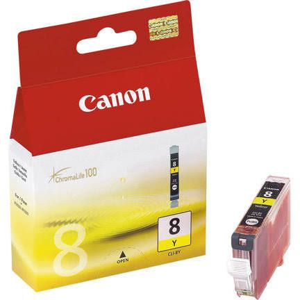 Canon 8Y Yellow Ink Cartridge