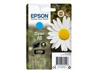 Epson 18 Ink Cartridge - Cyan