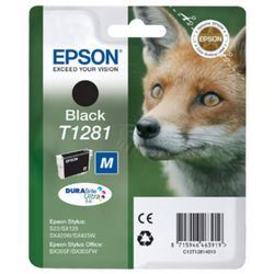 Epson T1281 Ink Cartridge - Black