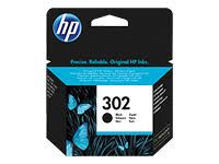 HP 302 Ink Cartridge - Black
