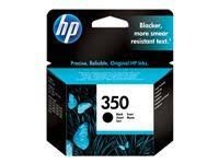 HP 350 Ink Cartridge - Black