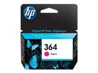 HP 364 Ink Cartridge - Magenta