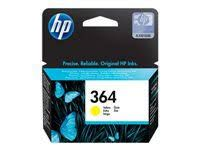 HP 364 Ink Cartridge - Yellow