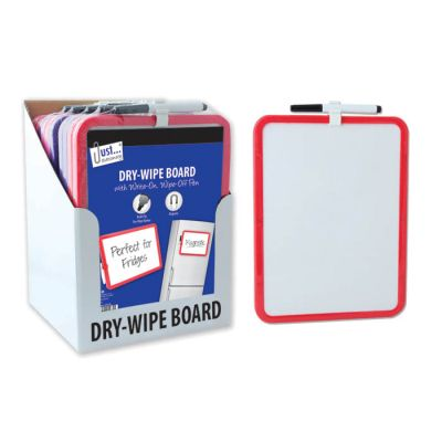 Tallon Magnetic Dry Wipe Board A4