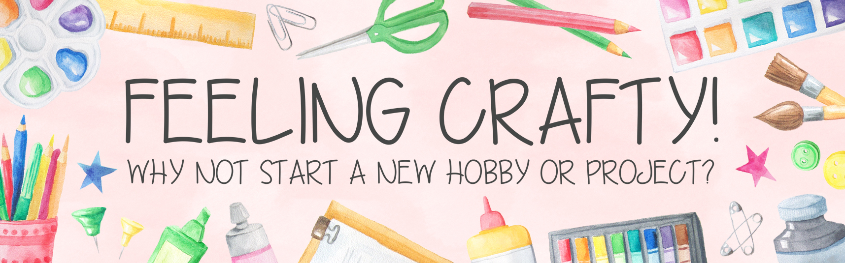 Arts, Crafts and Hobby