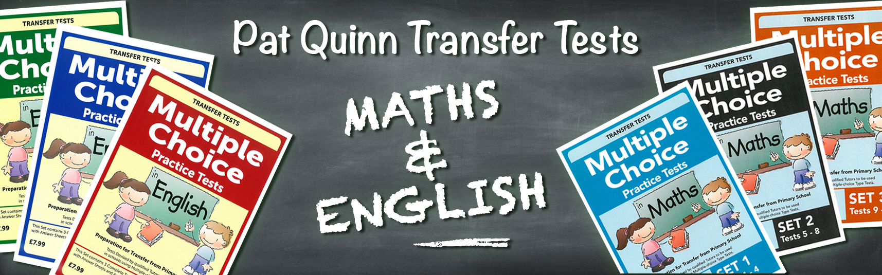 Pat Quinn Transfer Practice Tests
